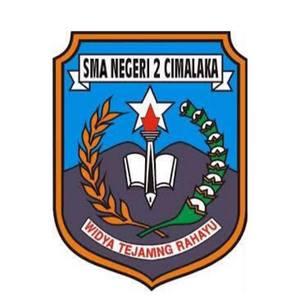 Logo SMA Negeri 2 Cimalaka