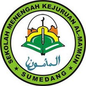Logo SMK Al-Ma'mun Cibugel