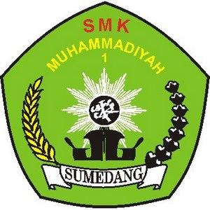 Logo SMK Muhammadiyah 1 Sumedang