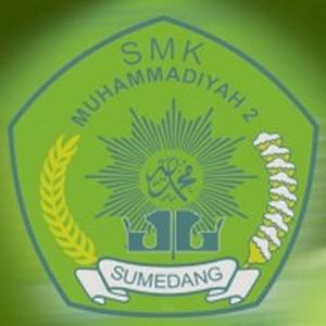 Logo SMK Muhammadiyah 2 Sumedang
