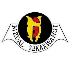 Logo PO Medal Sekarwangi (MS)