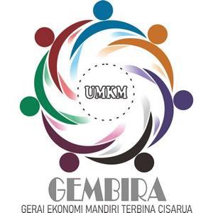 Logo Gerai Ekonomi Mandiri Terbina Cisarua (Gembira)