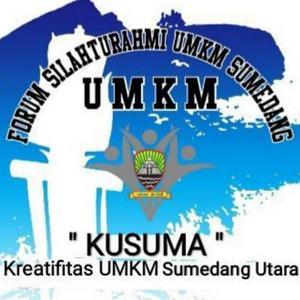 Logo Galeri Kusuma (Kreativitas UMKM Sumedang Utara)