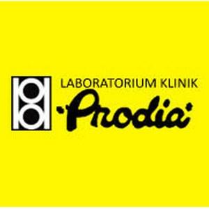 Logo Laboratorium Klinik Prodia