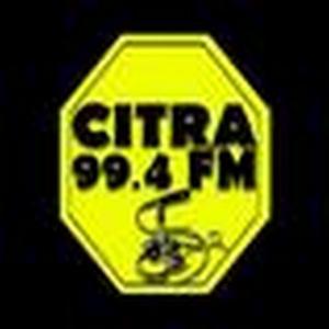 Logo Radio Citra FM Sumedang